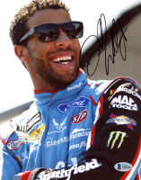 "Darrell ""Bubba"" Wallace Jr. Signed NASCAR 8x10 Photo (Beckett COA) at PristineAuction.com"