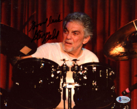 "Steve Gadd Signed 8x10 Photo Inscribed ""Good Luck"" (Beckett COA) at PristineAuction.com"