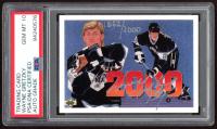 Wayne Gretzky Signed LE 1990-91 Upper Deck #545 (PSA 10) at PristineAuction.com