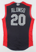 Pete Alonso Signed 2019 All-Star Game Jersey (Fanatics Hologram & MLB Hologram) at PristineAuction.com