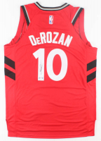 DeMar DeRozan Signed Raptors Jersey (PSA COA) at PristineAuction.com