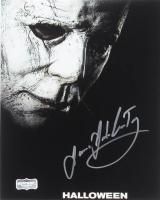 "James Jude Courtney Signed ""Halloween"" 8x10 Photo (Radtke COA) at PristineAuction.com"