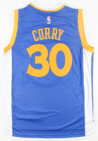 Stephen Curry Signed Warriors Jersey (PSA LOA) at PristineAuction.com