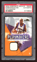 Amare Stoudemire 2004-05 Fleer Showcase Playmakers Jerseys #AS Proof (PSA Authentic) at PristineAuction.com
