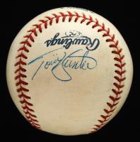 Torii Hunter Signed OML Baseball (JSA COA) at PristineAuction.com