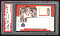 Andris Biedrins 2004-05 E-XL Signings of the Times #AB Proof (PSA Authentic) at PristineAuction.com