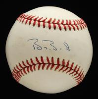Barry Bonds Signed ONL Baseball (JSA COA) at PristineAuction.com