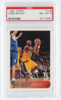 Kobe Bryant 1996-97 Topps #138 RC (PSA 8) at PristineAuction.com