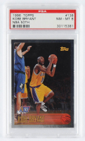 Kobe Bryant 1996-97 Topps NBA at 50 #138 (PSA 8) at PristineAuction.com