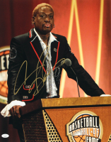 Dennis Rodman Signed 16x20 Photo (JSA COA) at PristineAuction.com