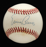 Ernie Banks Signed ONL Baseball (JSA COA) at PristineAuction.com