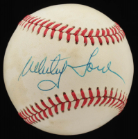 Whitey Ford Signed OAL Baseball (JSA COA) at PristineAuction.com