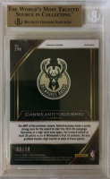 Giannis Antetokounmpo 2019-20 Select Prizms Gold #246 #6/10 (BGS 9.5) at PristineAuction.com