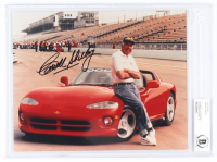 Carroll Shelby Signed 8x10 Photo (Beckett Encapsulated) at PristineAuction.com