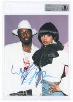 "Wyclef Jean & Lauryn Hill Signed ""Fugees"" 8x10 Photo (Beckett Encapsulated) at PristineAuction.com"