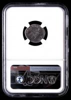 Trajan AD 98-117 - Roman Empire AR Denarius Silver Coin (NGC Encapsulated) at PristineAuction.com