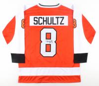 "Dave Schultz Signed Jersey Inscribed ""The Hammer"" (JSA Hologram) at PristineAuction.com"