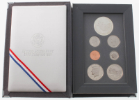 1991 United States Mint Prestige Set with (7) Coins and Booklet at PristineAuction.com