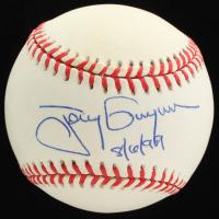 "Tony Gwynn Signed ONL Baseball Inscribed ""8/6/99"" (JSA COA) at PristineAuction.com"