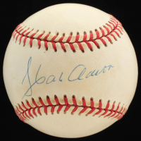 Hank Aaron Signed ONL Baseball (Autograph Reference COA) at PristineAuction.com