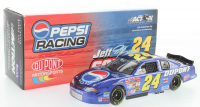 Jeff Gordon LE #24 DuPont / Pepsi / Talladega 2002 Chevrolet Monte Carlo Club Car 1:24 Scale Die Cast Car Bank at PristineAuction.com