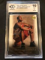 LeBron James 2003 Upper Deck LeBron James Box Set #26 Changing Times (BCCG 10) at PristineAuction.com