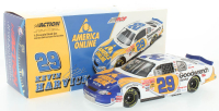 Kevin Harvick LE #29 GM Goodwrench Service Plus 2001 Monte Carlo 1:24 Scale Die Cast Car at PristineAuction.com