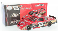 Dale Earnhardt Jr. LE #8 Budweiser / MLB All-Star Game 2002 Monte Carlo 1:24 Scale Die Cast Bank Car at PristineAuction.com