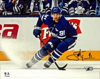 John Tavares Signed Maple Leafs 8x10 Photo (Fanatics Hologram) at PristineAuction.com