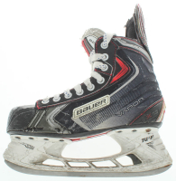 David Pastrnak Signed Hockey Skate (Pastrnak Hologram) at PristineAuction.com