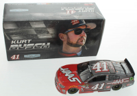 Kurt Busch LE #41 HAAS Automation 2016 SS Flashcoat Color 1:24 Diecast Car at PristineAuction.com