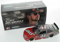 Kurt Busch LE #41 HAAS Automation 2016 SS Raw 1:24 Diecast Car at PristineAuction.com