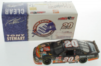 Tony Stewart LE #20 Home Depot In Search of the Great Pumpkin 2002 Grand Prix 1:24 Scale Die Cast Car at PristineAuction.com