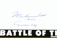 "Muhammad Ali & Joe Frazier Signed 14x22 Original 1971 Heavyweight Championship Fight Poster Inscribed ""A.K.A. Cassius Clay"" (JSA ALOA) at PristineAuction.com"