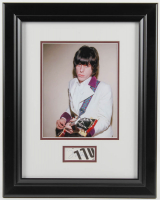 Jeff Beck Signed 15.5x20 Custom Framed Photo Display (JSA COA) at PristineAuction.com