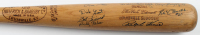 "Roberto Clemente Louisville Slugger Baseball Bat Multi-Signed by (9) with Roberto Clemente Inscribed ""#21"", Willie Stargell, Donn Clendenon, Ralph Kiner (JSA ALOA) at PristineAuction.com"