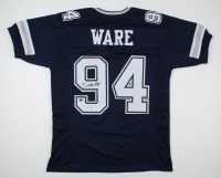 DeMarcus Ware Signed Jersey (Beckett COA & GTSM Hologram) at PristineAuction.com