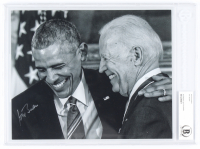 Joe Biden Signed 8x10 Photo (Beckett Encapsulated) at PristineAuction.com
