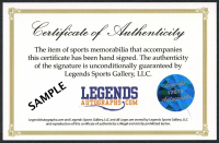"Jim Winburn Signed ""Halloween"" Stainless Steel Knife Inscribed ""Michael Myers"" & ""Stunts"" (Legends COA) at PristineAuction.com"