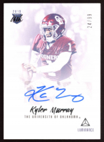 Kyler Murray 2019 Panini Luminance Rookie Ink #24 at PristineAuction.com