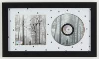 "Taylor Swift Signed 8x13.5 Custom Framed ""Folklore"" Album Photo Display (PSA COA) at PristineAuction.com"