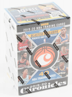 2019/20 Panini Chronicles Basketball Blaster Box with (8) Packs at PristineAuction.com