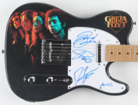 "Greta Van Fleet 39"" Huntington Guitar Signed By Josh Kiszka, Jake Kiszka, Sam Kiszka & Danny Wagner (JSA COA) at PristineAuction.com"