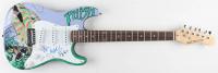 "Trey Anastasio, Mike Gordon & Page McConnell Signed 39"" Huntington Phish Guitar (Beckett LOA) at PristineAuction.com"