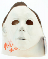 """Nick Castle Signed """"Halloween"""" Michael Myers Mask Inscribed """"The Shape"""" (Radtke COA) at PristineAuction.com"""