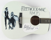 "Mick Fleetwood Signed 40"" Custom ""Rumors"" Acoustic Guitar (PSA Hologram) at PristineAuction.com"
