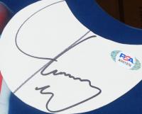 "Jim Carrey Signed 40"" Custom ""Ace Ventura"" Acoustic Guitar (PSA Hologram) at PristineAuction.com"