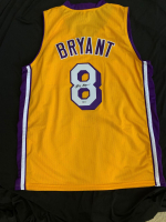 Kobe Bryant Signed Career Jersey (Beckett LOA) at PristineAuction.com