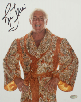 Ric Flair Signed WWE 8x10 Photo (Schwartz COA) at PristineAuction.com