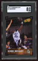 Kobe Bryant 1996-97 Score Board All Sport PPF #11 (SGC 8) at PristineAuction.com